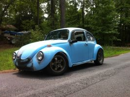 Pic of my bug by NekoVWMike