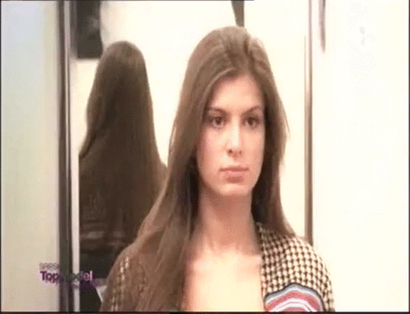 Serbia Next Top Model before/after (GIF) by InquisitorAles
