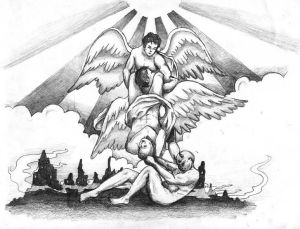 Free Tattoo Designs Angels