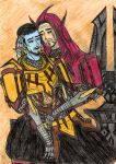 Dragon Age Inquisition -Grief of Tevinter Magister by Tarotmaster