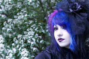 Gothic Lolita by Nightshadow-PhotoArt