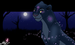 Lioness from the Stars by BlackDog624