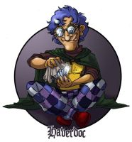 DnD: Haverdoc the Gnome by Bilious