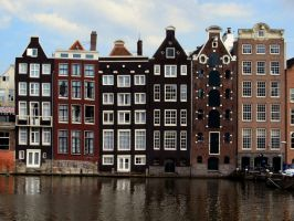 Amsterdam. by Jelin