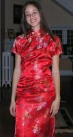 Qipao by pisthelimit