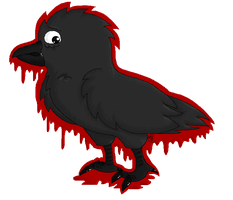Quoth The Raven, Nevermore!: Maxride268's Commish. by Jersey-Cat