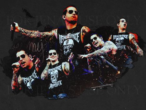 M. Shadows, for Jena by Resensitized