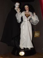 Franklin mint Phantom of the opera by stephantom53