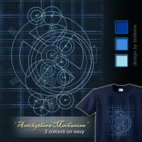 Antikythera Mechanism by faustdavenport