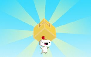 Fez Wallpaper by Dan-The-Gir-Man