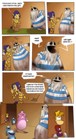 Rayman - Neocreation Day fan comic - page 30 by EarthGwee