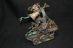 Skaven Screaming Bell by Necro1989
