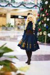 Blue lolita by CheshireSama