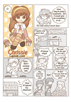 Chrissie - Capsule Love strip by PockyCrumbs