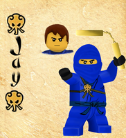 ninjago jay 2 by jazzlovessilkies