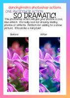 So Dramatic Photoshop Action by dancinginrain