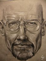 Walter White by hugomaster5