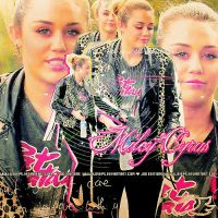 Miley Ray (: by ILovePS