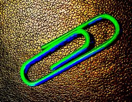 paperclip by Mittelfranke