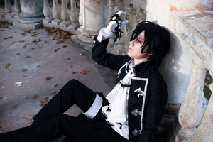 Pandora Hearts: Raven by causless