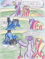 Hurricane Fluttershy and my incredible talent! by Streled