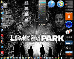 My Linkin Park Wallpaper XD by InsidiouslyJake