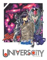 UNIVERSCITY final by Shozen