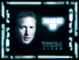 Tron Boxleitner by Sternwise