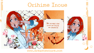 Orihime Tag Wall by Hanitachawn