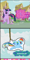 Little Pony: My Magical Friendship theme song by LaLaLaNiceLady
