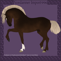 Nordanner Import #996 by evil-firewolf