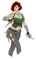 Rogue ver. 2 by kiffyplaysdnd