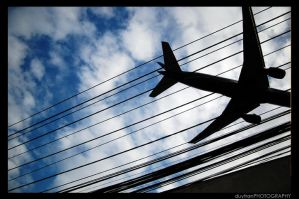Airplane by justduy