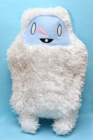 Yeti Plush by Artifictions