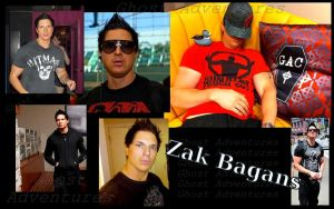 Zak Bagans Desktop Background1 by MaeMarshmellow