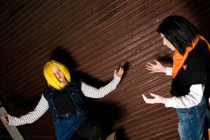 'Come At Me Bro!' - 17 and 18 DragonBall Z Cosplay by OxfordCommaCosplay