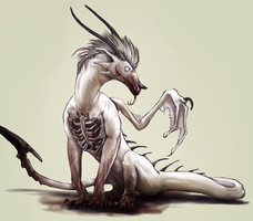 12. Demons of Pain by Spastical-Hyena