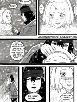 Naruto chapter 700.5: Finally a happy ending Pag 3 by ambarnarutofrek1