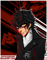 P5 Hero by JustinianKnight