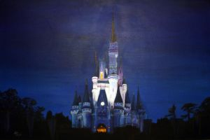 Cinderella Castle by aidan8500