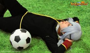 Inazuma Eleven Cosplay - Teikoku Uniform by darknaito