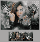 Lucy Hale Blend and Signature Collab by VaLeNtInE-DeViAnT