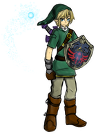 Link Fanart by the88cherryice