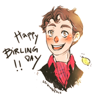 Cabin Pressure: Birling Day by cannorachan