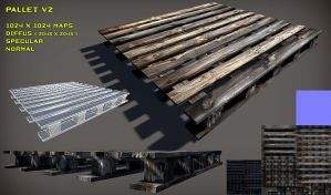 Free Pallet v2 Pack by Nobiax