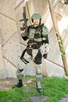 Halo Marine 1a by jagged-eye