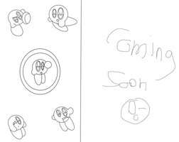 Color It If You Want Kirby And The Amazing Mirror by ilovetailsdoll07