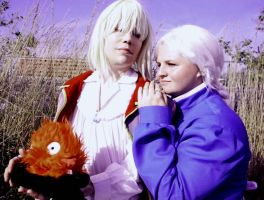 Loving Wizard Howl - Youmacon 2011 by joshietakashima