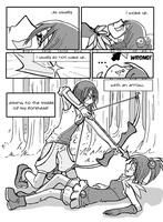 SD: Wolf and Fox - ch. 1 pg. 1 by Reina-Kitsune