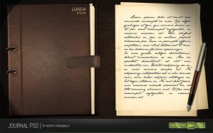 Journal PSD by NishithV